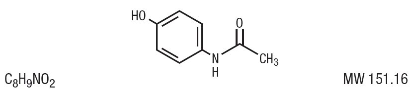 Acetaminophen SF